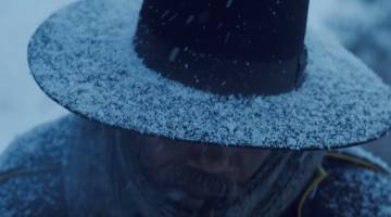 Quentin Tarantino The Hateful Eight First Trailer