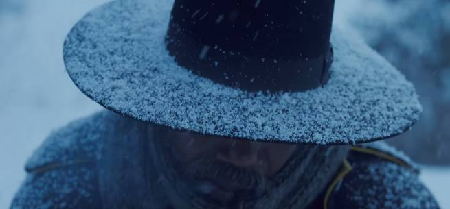 Quentin Tarantino The Hateful Eight First Trailer