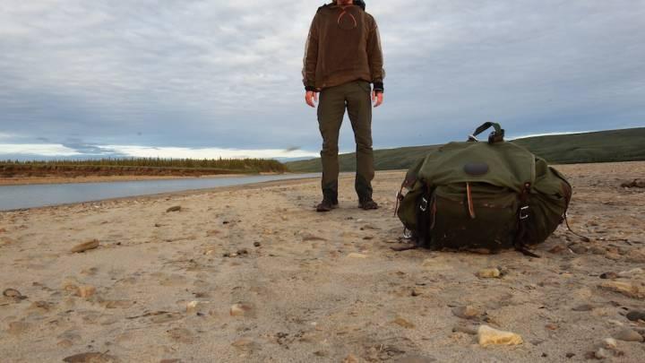 500-Mile Solo Arctic Paddling Journey