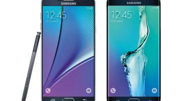 Galaxy Note 5 S6 Edge Plus Press Images