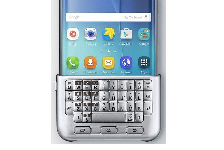 Samsung Galaxy S6 Edge Plus Keyboard Rumor