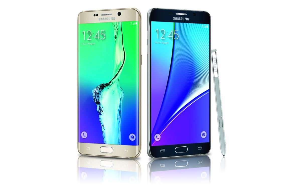 Samsung Galaxy Note 5 Galaxy S6 Edge Plus