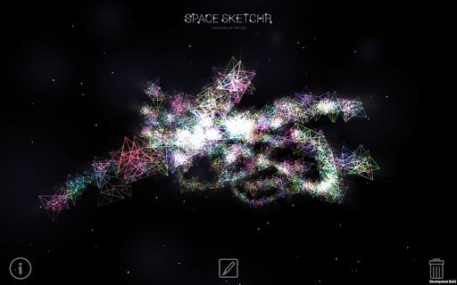 space-sketcher
