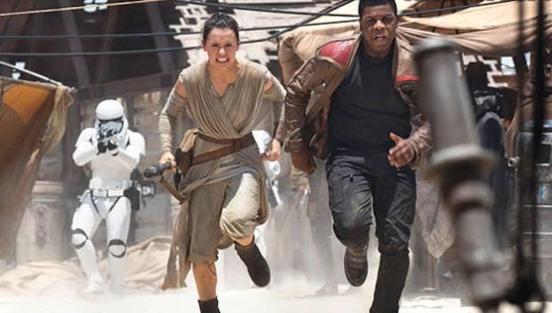 Star Wars Force Awakens Rey Family