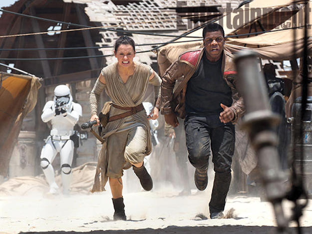 Star Wars The Force Awakens New Photos