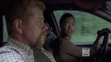 The Walking Dead Season 6 Trailer Premiere