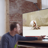 Turn TV Into Touchscreen
