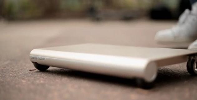 WalkCar Segway Personal Transporter Kickstarter