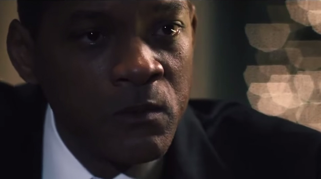 Will Smith Concussion First Trailer