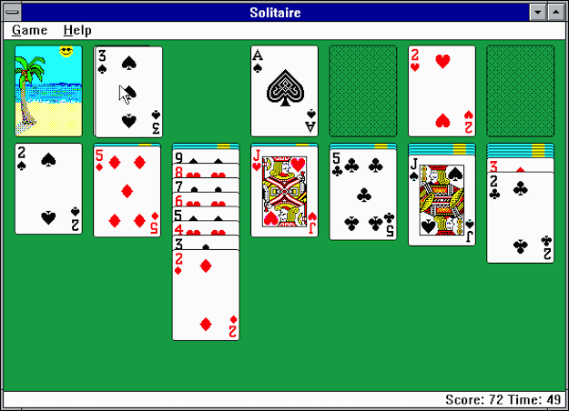 classic solitaire games