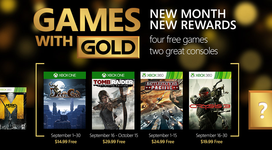 all free games with gold
