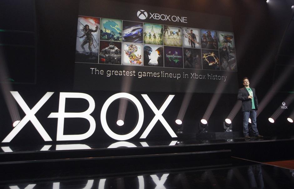 Xbox One Hardware Upgrades