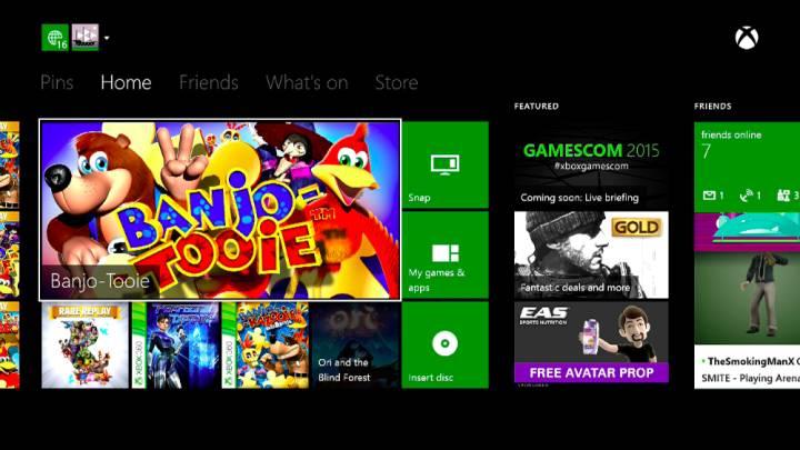 Xbox One Xbox 360 Saved Games Transfer