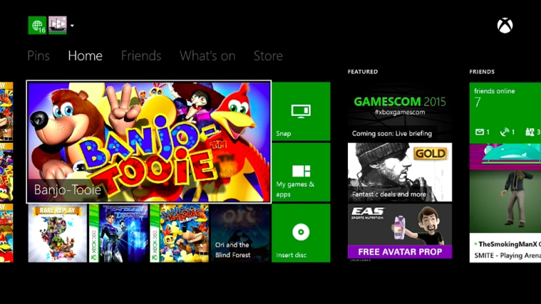 All New Xbox Games : Xbox one how to transfer your old save files