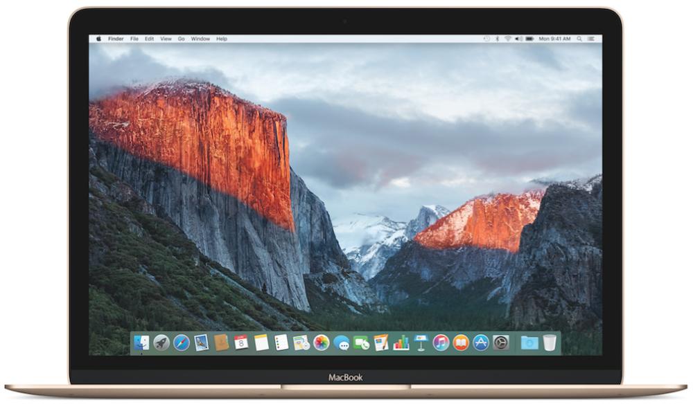 OS X El Capitan Release Date