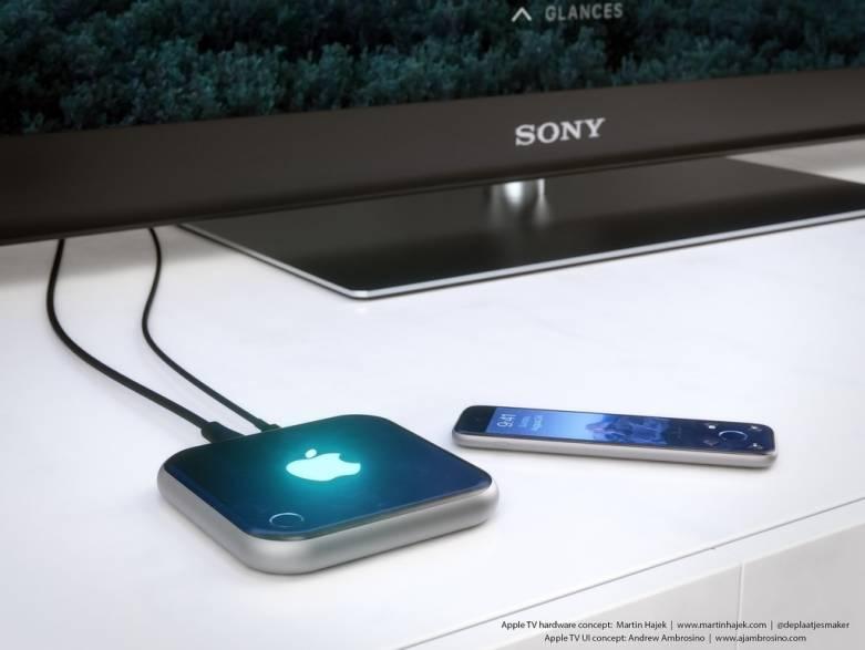 Apple TV 2015 Remote Photos