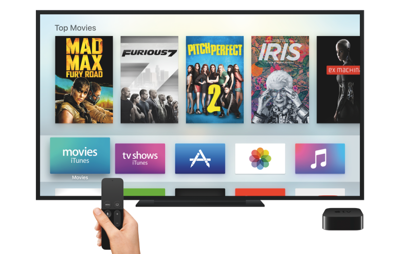 Apple TV 2015 Preorder