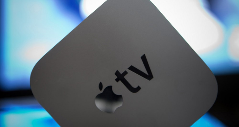 Apple TV Mount 4th Gen