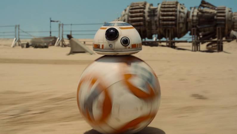 Star Wars BB-8 Drone Robot