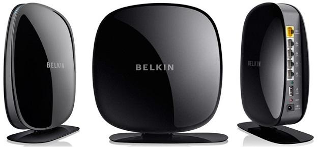 Belkin N600