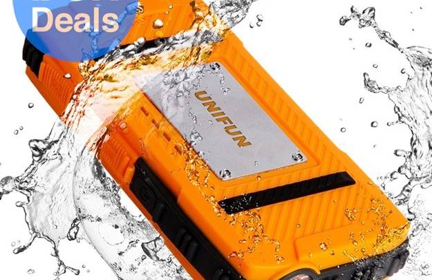 Waterproof Portable Charger
