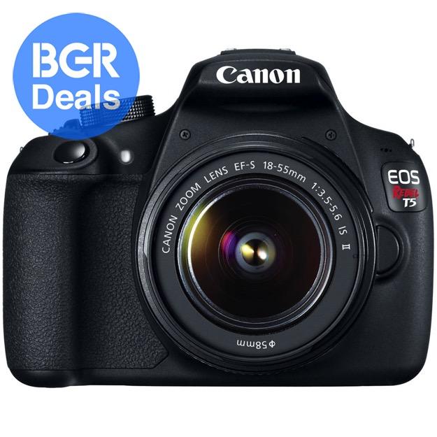 Canon EOS Rebel T5 Discount