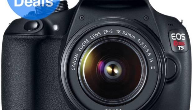Canon T5 Amazon