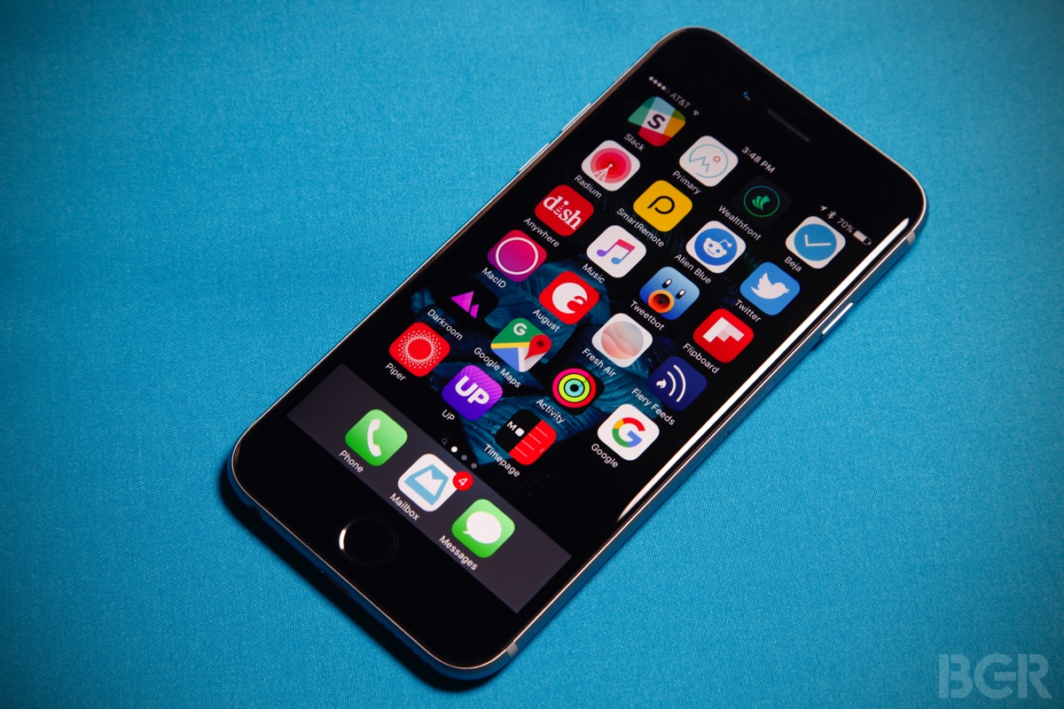 how to get back default apps on iphone