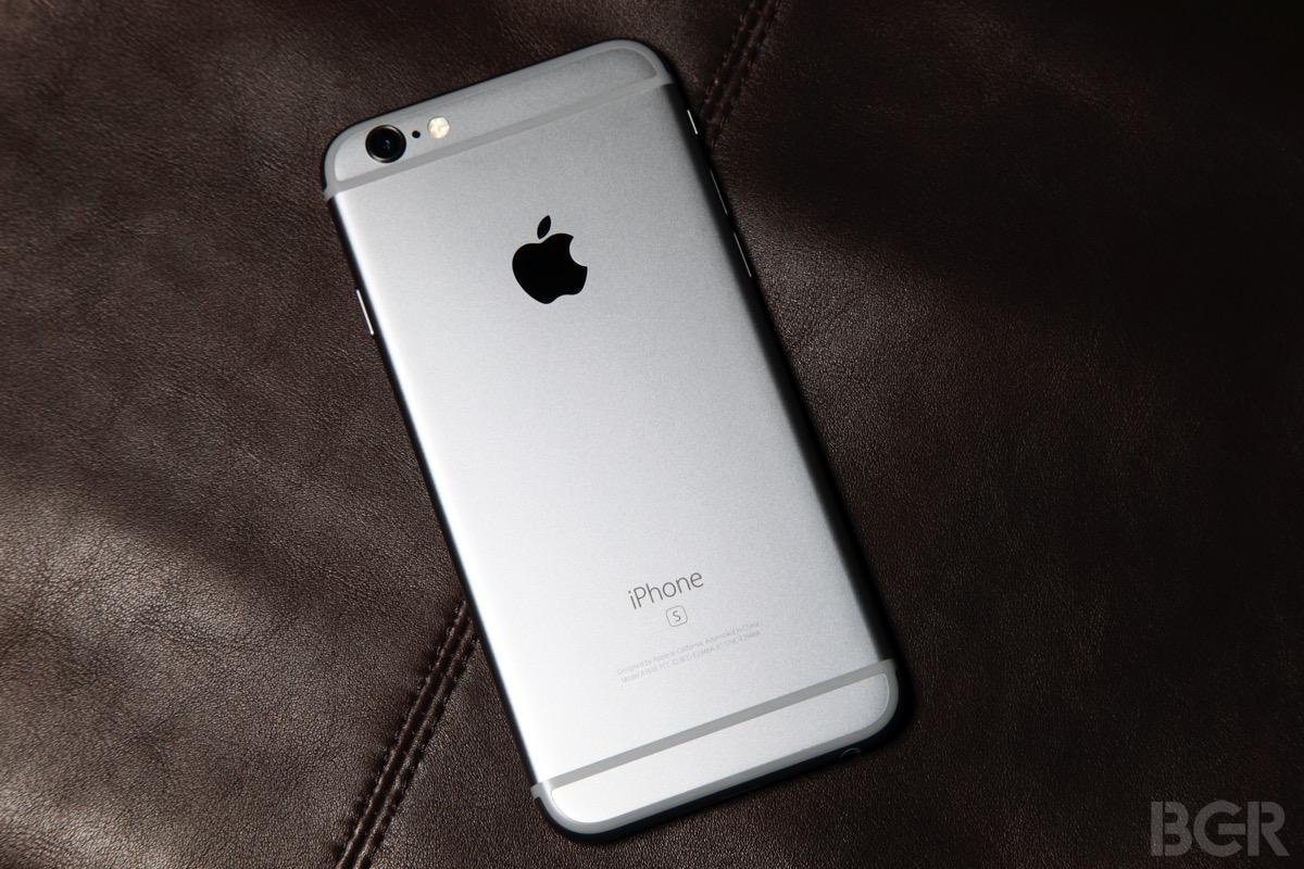 iPhone Market Share Q3 2015