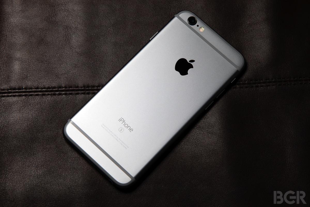 Slim iPhone Design Camera