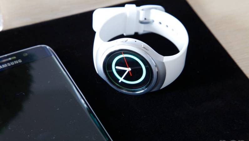 Gear S2 iOS Support