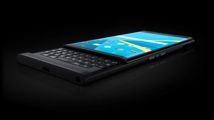 BlackBerry Priv Android Official Photos
