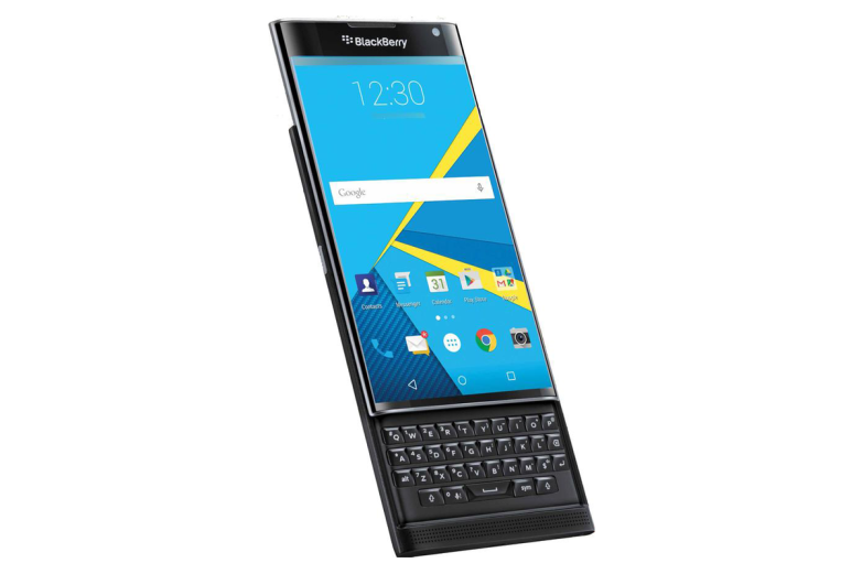 BlackBerry Priv Photos Pricing