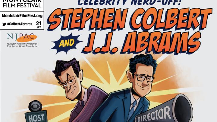 Stephen Colbert J.J. Abrams interview