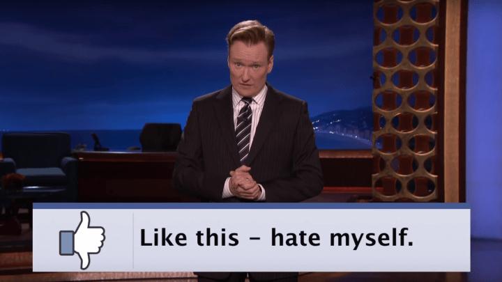Conan Facebook Button Ideas