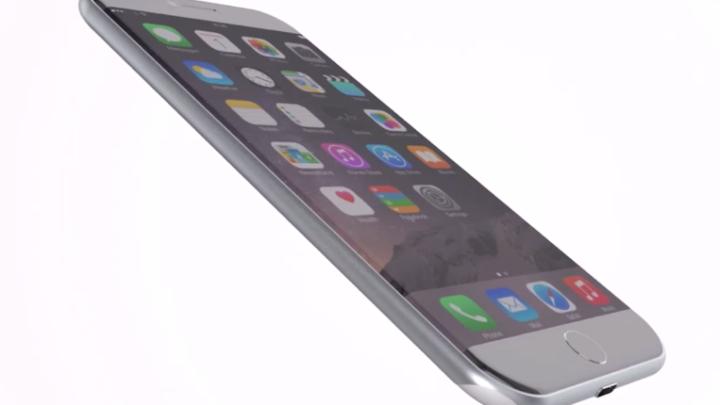 iPhone 7 Concept Video Edge-To-Edge Display