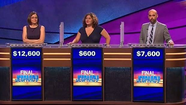 Jeopardy Turd Ferguson