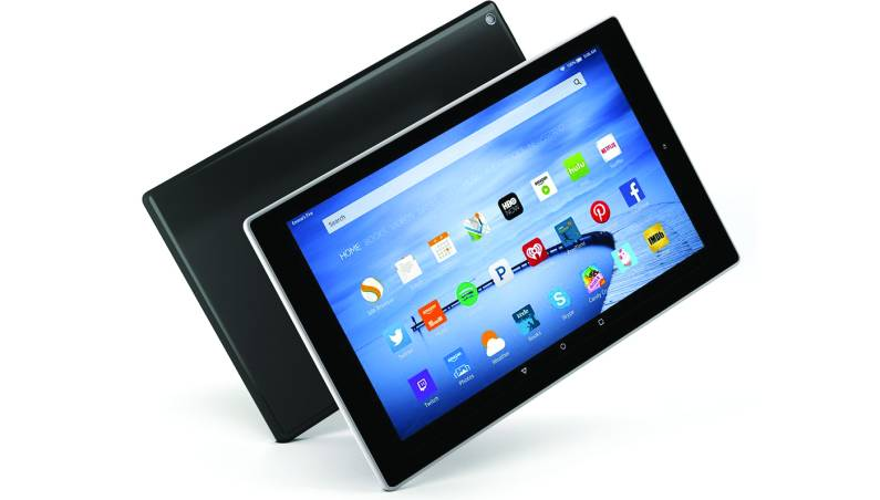 Amazon New Fire TV Fire Tablets