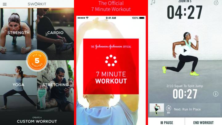iPhone Free Fitness Apps Review