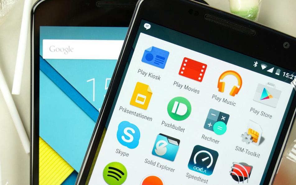 Android vs. iOS market share