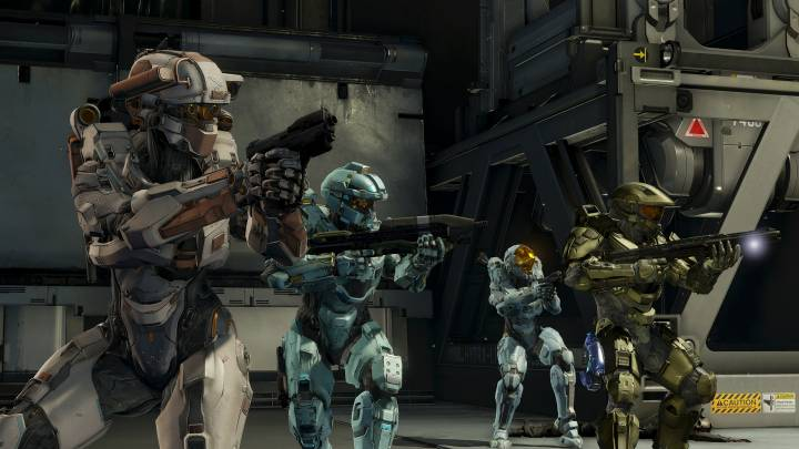 Halo 5 Campaign Preview Best