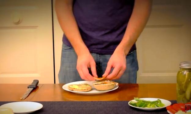 Making A Sandwich From Scratch