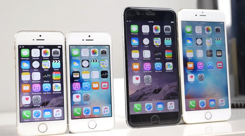 iOS 9.0.1 iOS 8.4.1 iPhone 4s 5 5s