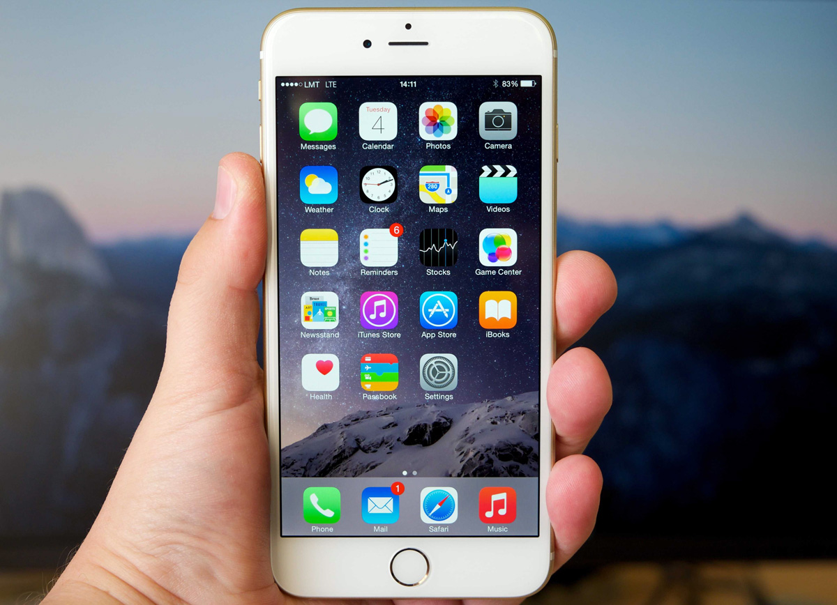 iOS 9 Update Problem