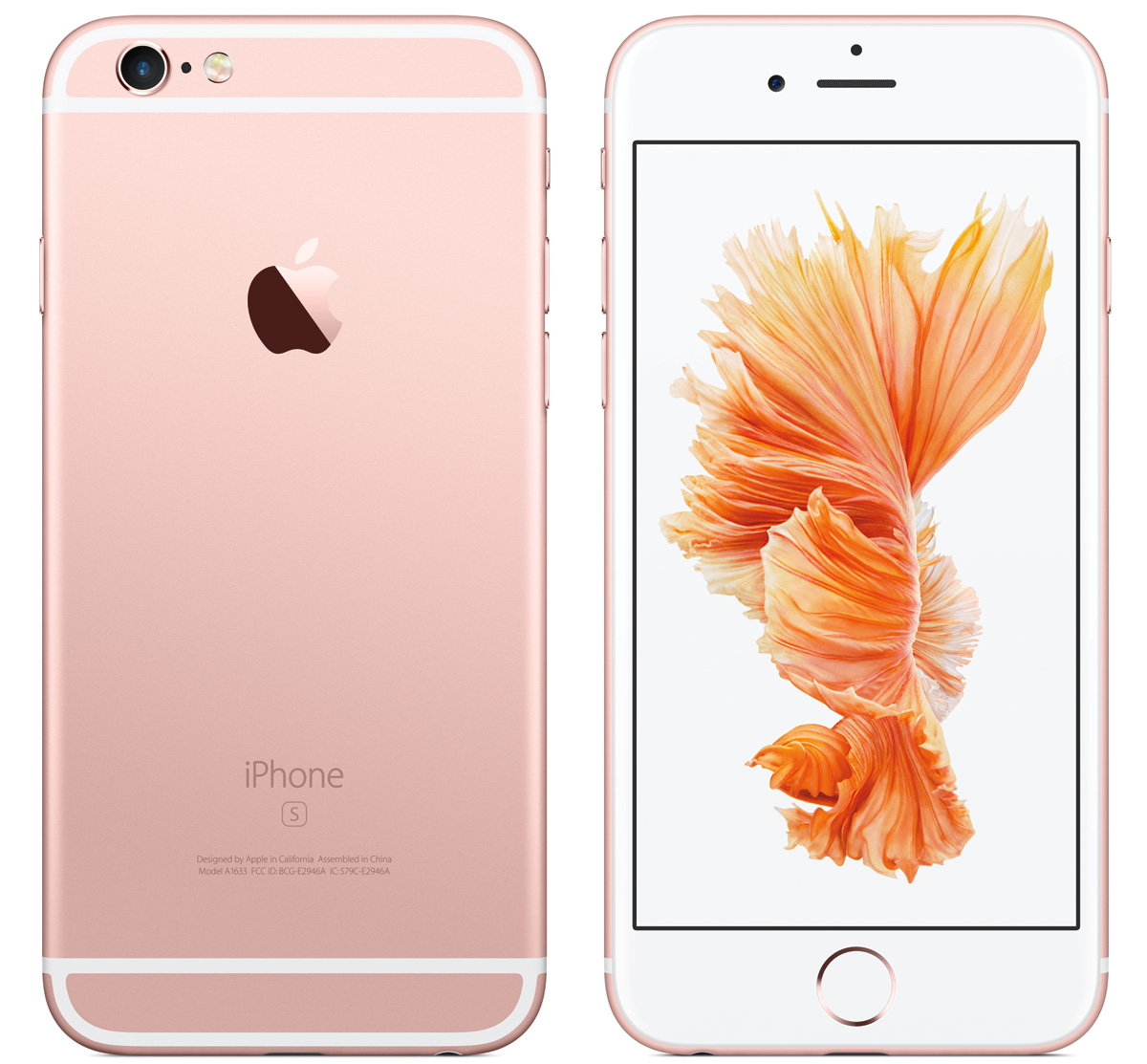 Pink iPhone 6s Purchase