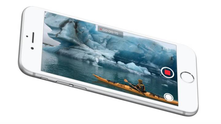 iPhone 6s Plus 4K OIS Video