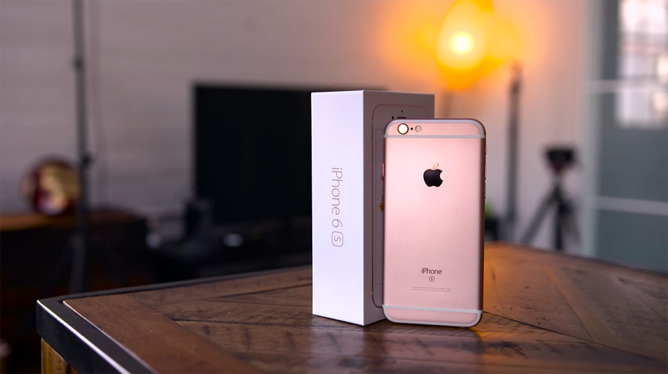 iPhone 6s Nexus 6P Galaxy S6