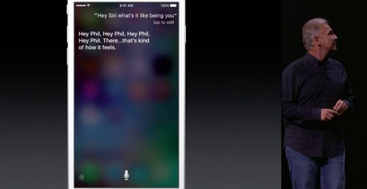 iPhone 6s Hey Siri Alway-on Privacy