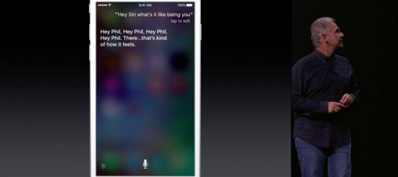 iPhone 6s Hey Siri Alway-on Privacy
