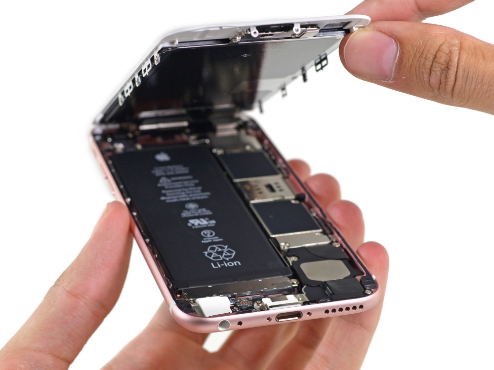 iPhone 6s Battery Drain Replacement